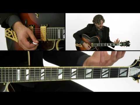 Western Swing Guitar Lesson - #2 Outling Chords, Embellishing Arpeggios - Jason Loughlin
