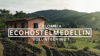 Eco Hostel Medellin | Spanish School & Organic Farm