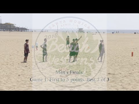 Beach Westerns 2018 Men's Finals