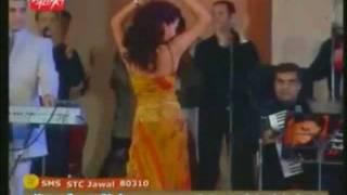 سبب منع نانسي عجرم من الغناء في (( قرطاج )) تونس