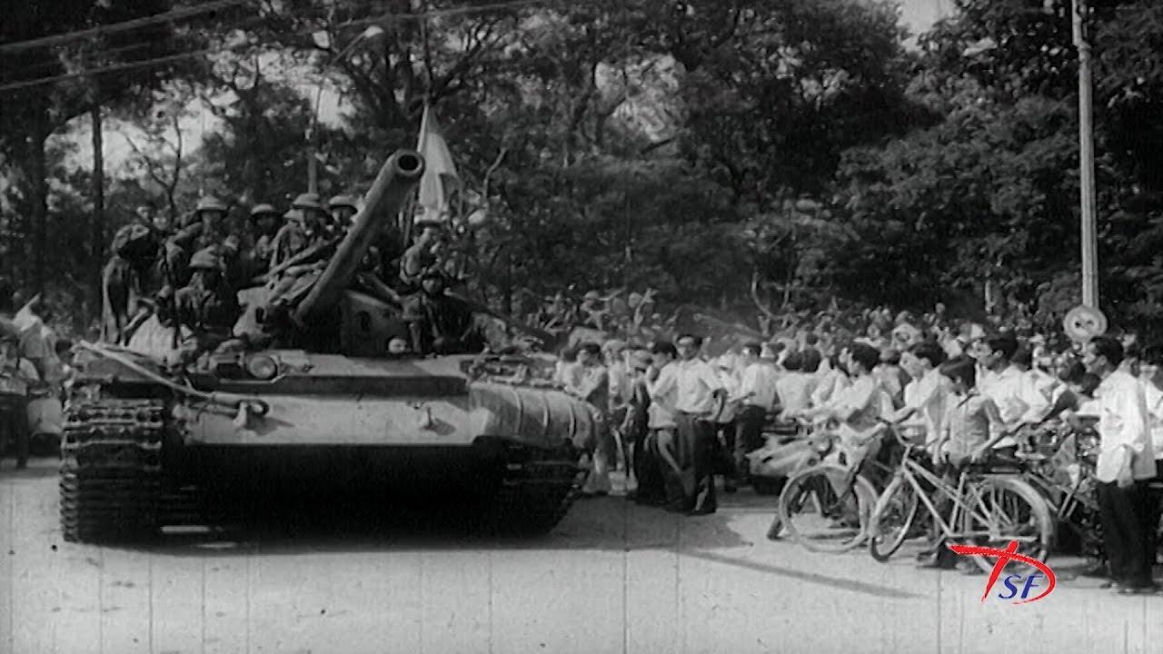 Phim Tai Liệu Việt Nam Vai Hinh ảnh Về Giải Phong Sai Gon Youtube