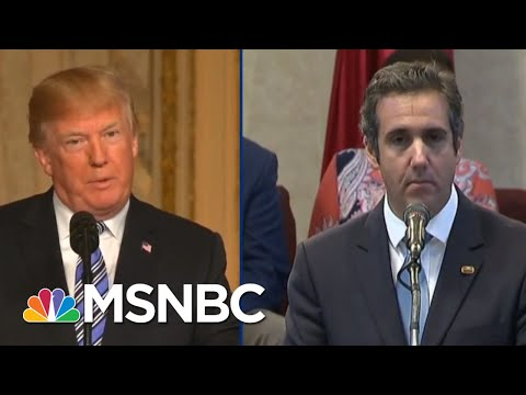 Trump's Longtime Lawyer: Cohen 'Weak', Potential 'Co-Conspirator' | The Beat With Ari Melber | MSNBC