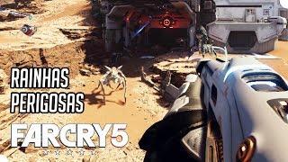 FAR CRY 5 LOST ON MARS #5 - Rainhas em Dose Tripla! (PC Gameplay)