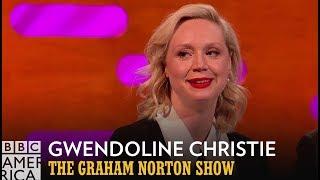 Gwendoline Christie Reveals Her Weirdest Crush | The Graham Norton Show | BBC America