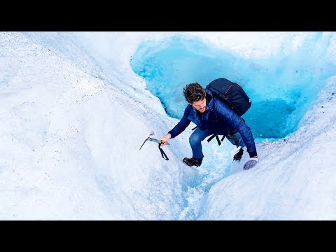 NORWAY GLACIER CLIMB | Erik Conover