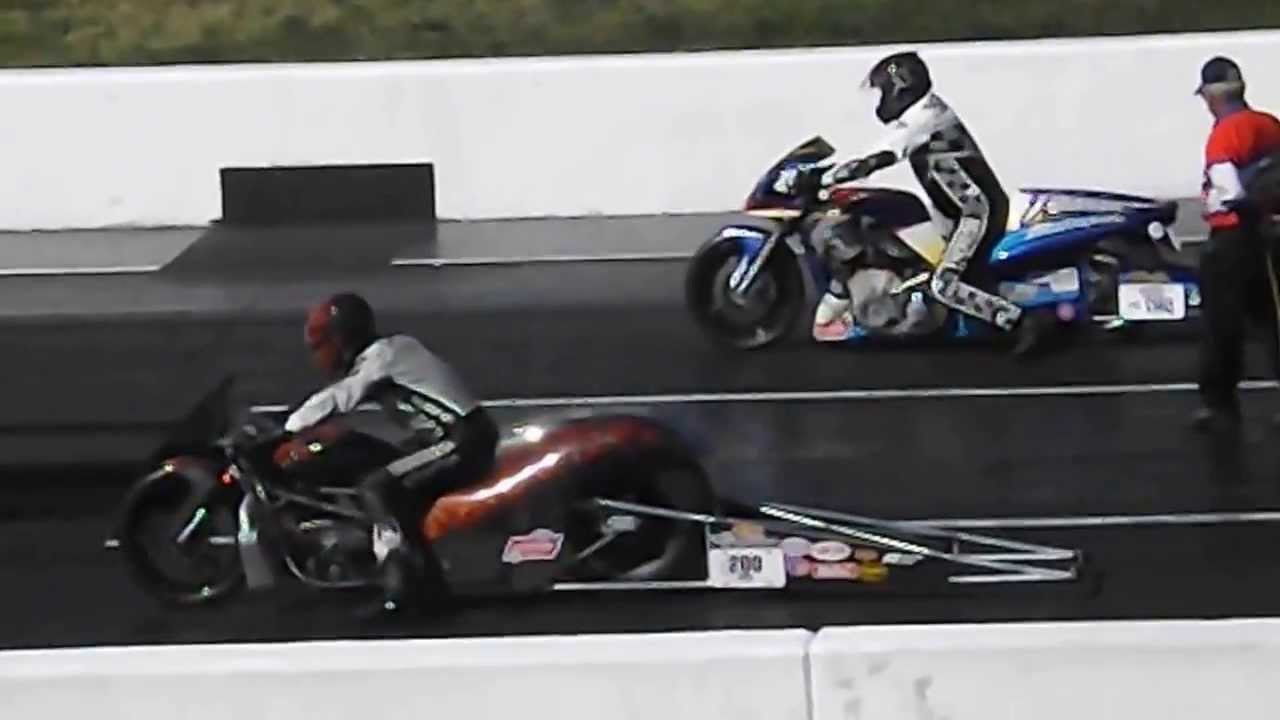 Top Fuel Keith Brown Nhra Alcohol Funny Bike 4 13 13 Vmp