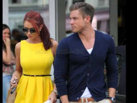Amy Childs and David Peters!xx