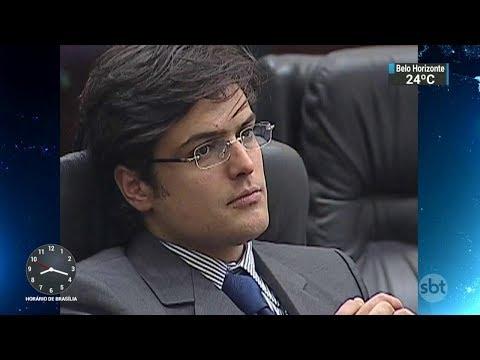 Ex-deputado é condenado a nove anos de prisão pela morte de jovens | SBT Brasil (28/02/18)