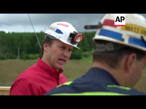 New Coal Mine Touted By Trump Opens In PA