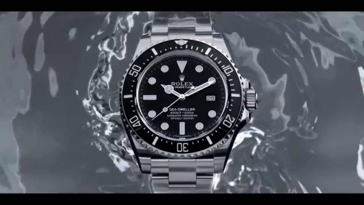 Rolex Sea Dweller 4000 Youtube