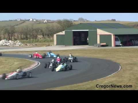 Irish Formula Vee 2013 Round 1 Kirkistown