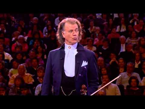 André Rieu and his orchestra make Drum and Bass Madness
