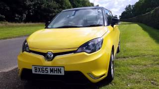 MG3 Review - Car Obsession