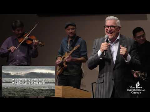 New Hope International church praise and worship (Led by Pastor Joe Cruse)