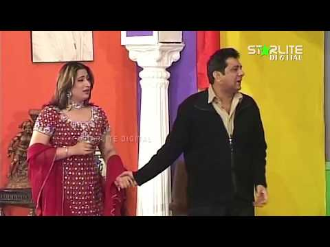 Sardar Kamal, Gulnar And Hassan Murad - New Pakistani Stage Drama -  Full Comedy Clip