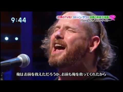 Corey Taylor (Stone Sour)  - Song #3 Acoustic Ver. (TV Performance )