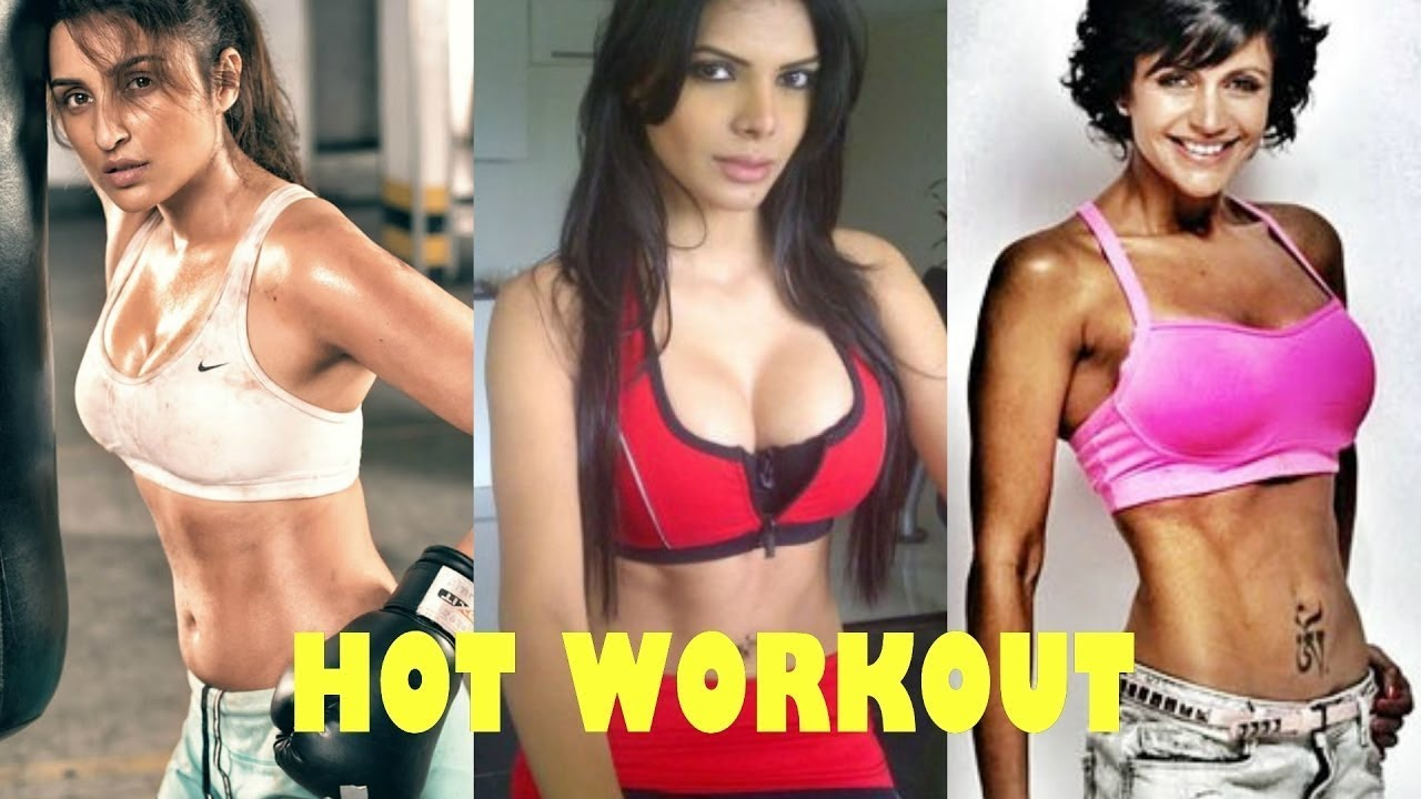 hot Bollywood actress in gym - YouTube 57016a845
