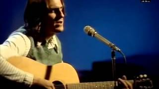 James Taylor - Riding On a Railroad (BBC Concert, 1970)