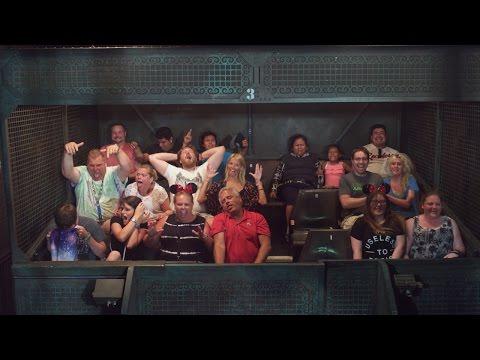 Walt Disney World 2016 Day 8: Threw Up on Tower of Terror.....