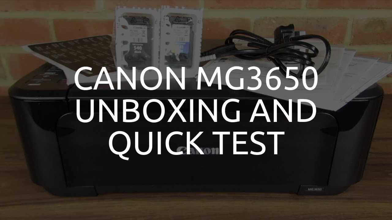 Canon MG20 Wireless / WiFi Android Phone Setup   YouTube