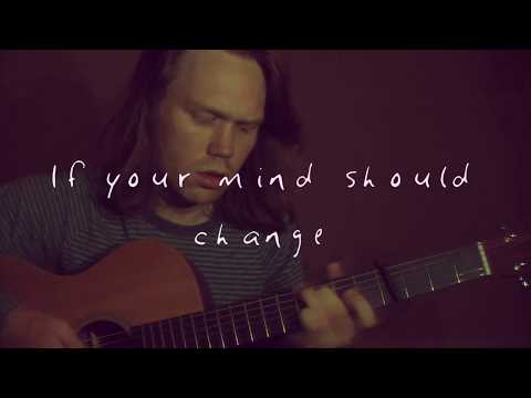 RYAN McNulty- If Your Mind Should Change LIVE