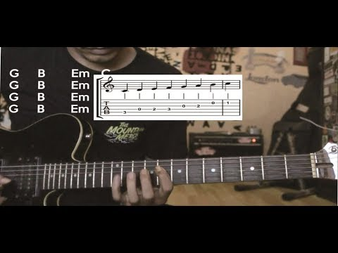 Deja Vu - Andra and The Backbone (guitar chord & lyrics)