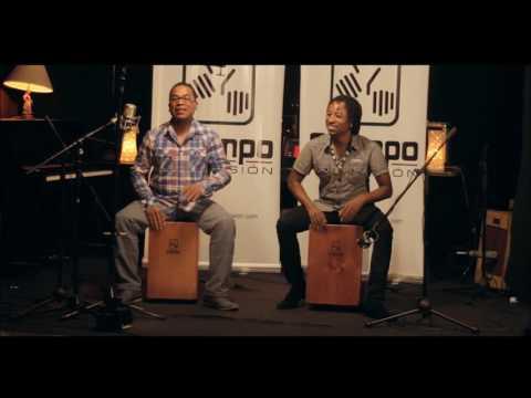 A Tempo Percusion Lessons - Cajón Peruano - Festejo