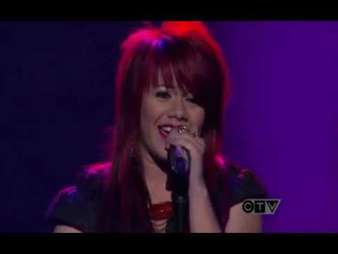 Allison Iraheta-Cry Baby