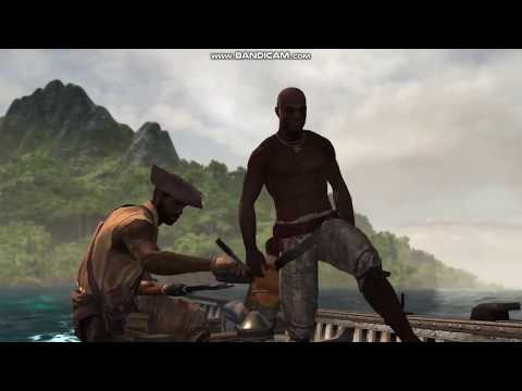 assassins creed freedom cry game play/ just for fun  