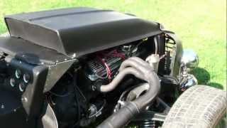 homebuilt fwd reverse trike 350ci auto