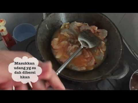 resep-udang-asam-manis-pedas-  -resep-masakan