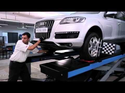 3D Wheel Alignment Machine - Choosing A Great Machine