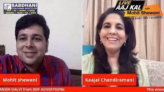 Episode 1 with Kaajal Chandiramani