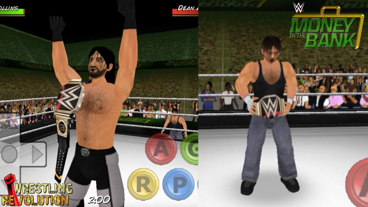 Cheats And Tricks In WR3D / Wrestling Revolution 3