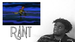 Thoughts on King Ramses From Courage, The Cowardly Dog - Mann Rants