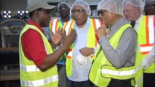 Jamaica becoming the 4th node in global trade, a Globe Logistics Hub