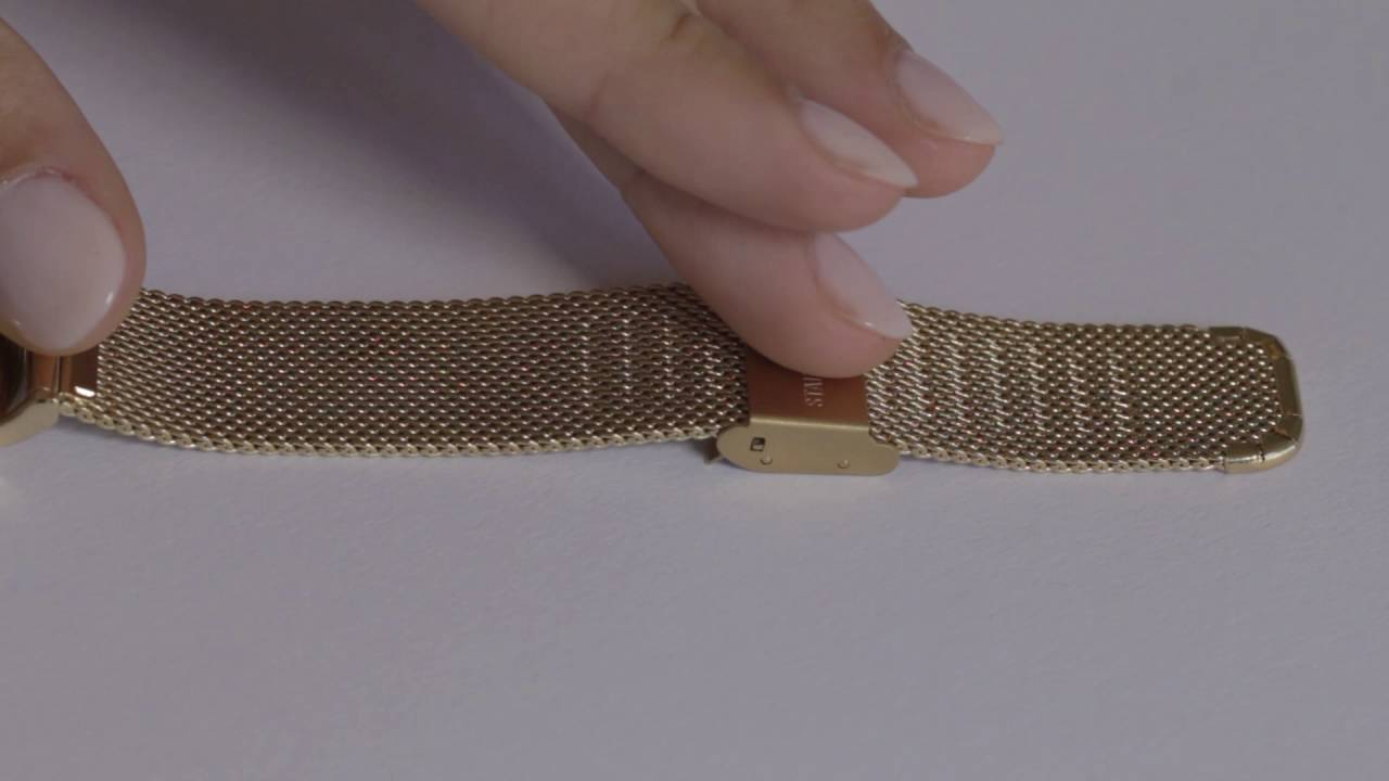 Strap Cluse Cluse Cluse HowtoAdjust Strap HowtoAdjust Strap Mesh Mesh Mesh HowtoAdjust 54A3qRjL