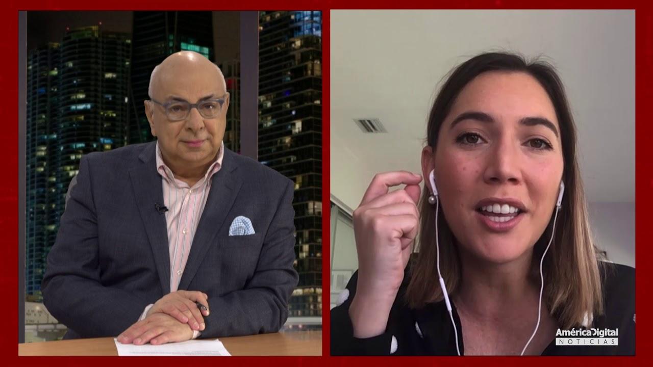 Periodista venezolana gana dos Suncoast Emmy's