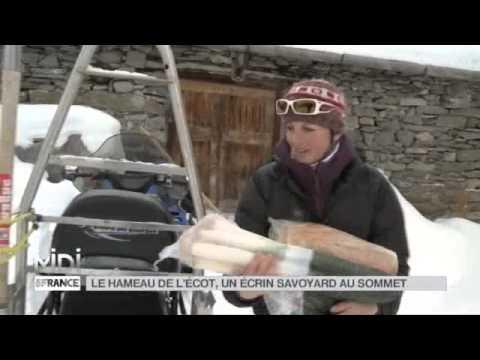 SUIVEZ LE GUIDE: Le hameau de l'Écot, un écrin savoyard au sommet
