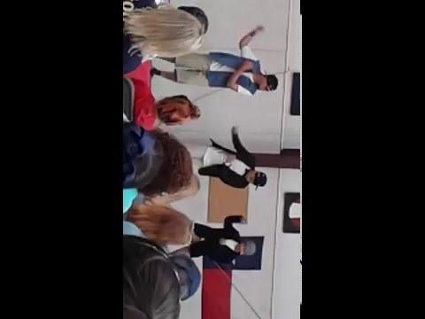 Bishop garriga middle school talent show