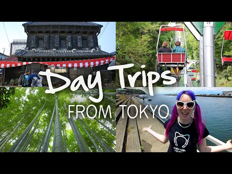 8 Tokyo Day Trips