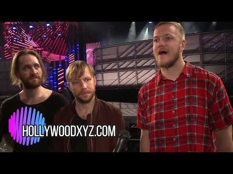 Billboard Music Awards 2017 Imagine Dragons Interview will tribute chris cornell