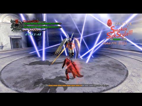 DMC4SE Dante vs Credo - Deicida Must Die -