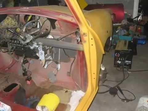 Austin Mini, full restoration