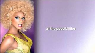 RuPaul If I Dream Lyrics