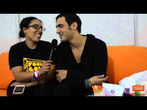 Exclusive Interview With Ummet Ozcan At EDC Orlando 2014 [HD]