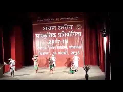 Nagpur Sanskrit culture dance 2018