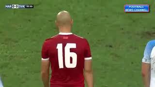 Highlights: Morocco 2-1 Slovakia (Giao Hữu 2018) - Football News Channel