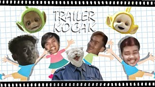 Trailer Kocak - Dobleh and The Gank (Feat. Polisi Santuy)