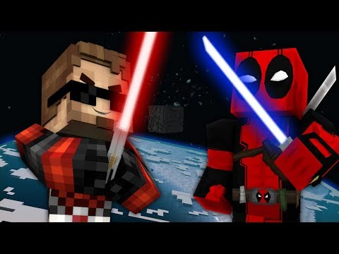 Star Wars: Infinity War - Part Two (Deadpool Minecraft Roleplay)